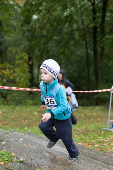 Dětský závod – výsledky